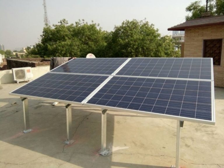 On Grid Solar System Price 1kw 10kw Pricenmore India