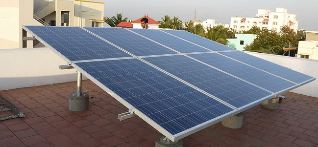 1kW to 20kW On-Grid Solar Power Plant Working, Detail Specifications and Price in India