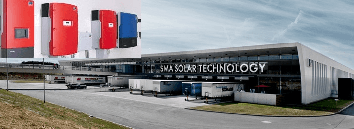 SMA Solar On-Grid Hybrid Solar Inverters Price