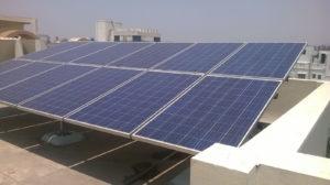 4 kw solar panel system price