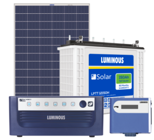 LUMINOUS Solar: Luminous Solar Panel Price & Product Price