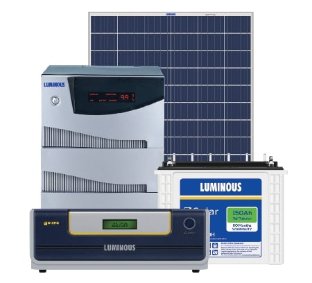 7kW Solar Sytem Price with Panels, inverter and batteries.