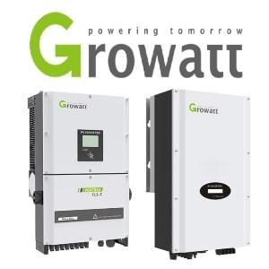 GROWATT Solar Inverters: Buy Growatt Solar Inverter at best