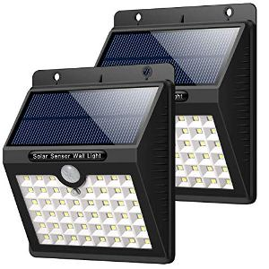 Solar Wall Light Price Buy Solar Wall Lights At Best